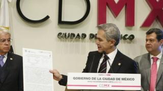 En Coquimbo 911, el primer certificado para reconstruir en CDMX