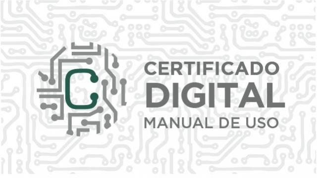 Manual de Uso Certificado Digital